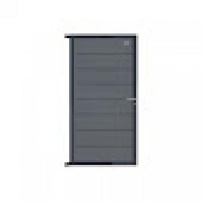 Forte deur 1 in houtcomposiet 180 x 90 cm