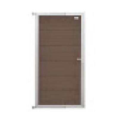 Forte deur 3 in houtcomposiet 180 x 90 cm