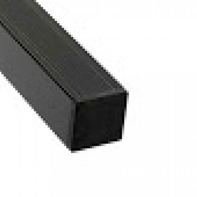 Aluminium paal 70 x 70 x 2720 mm - Antraciet grijs