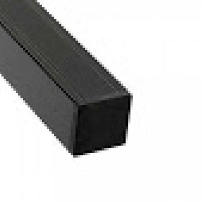 Aluminium paal 90 x 90 x 2720 mm - Antraciet grijs