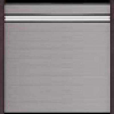 Solid scherm 3 - 180 x 180 cm - Steengrijs