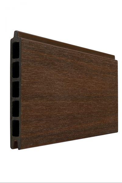 Profil Ultrashield en bois composite - 21 x 310 x 1780 mm - Teak