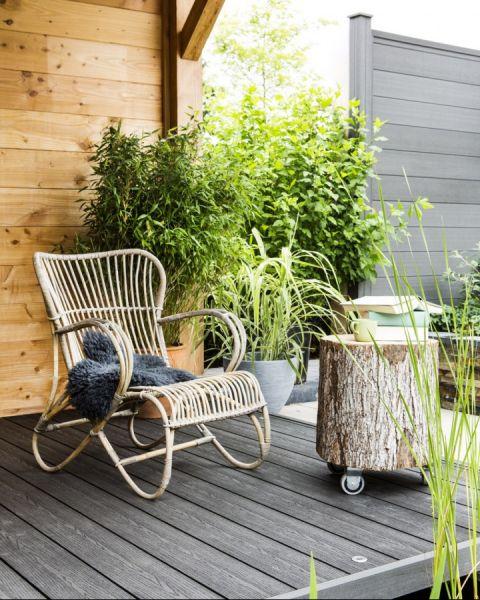 28 x 120 mm Terrasses planches lisse terrassenholz Motif Übersee mélèzes