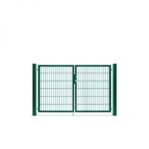 Portail Vario Compact 120 x 196 cm - RAL6005